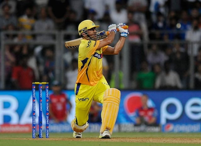 IPL 7: MS Dhoni, Dwayne Smith Star in Chennais Win Over Mumbai at Wankhede
