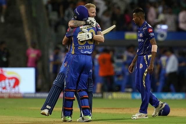 IPL 2018: Jos Buttler Special Keeps Rajasthan Royals Playoff Hopes Alive