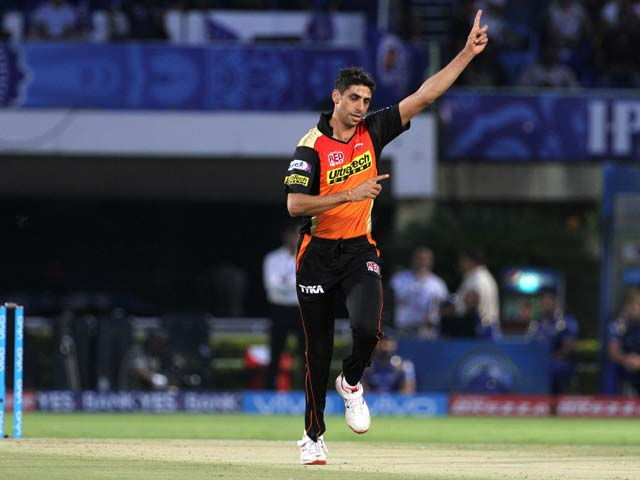 IPL: Sunrisers Hyderabad Thrash Mumbai Indians by 85 Runs