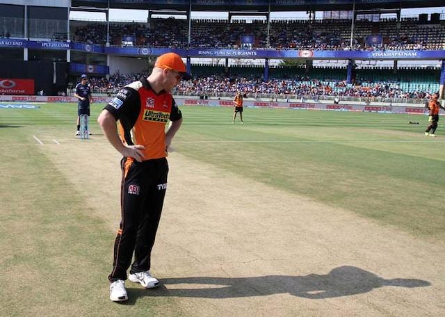 IPL: Sunrisers Hyderbad Thrash Mumbai Indians by 85 Runs