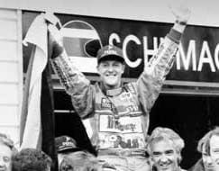Photo : Michael Schumacher: The true speed king