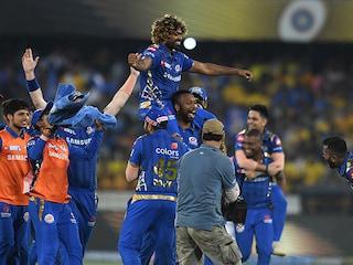 Mumbai Indians beat Chennai Super Kings to lift fourth IPL title