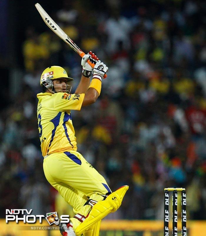 IPL 5: Mumbai crush Chennai by 8 wickets