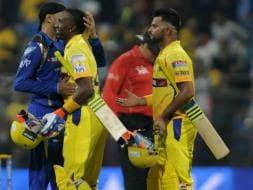Photo : IPL: The McCullum-Smith Show Sends Mumbai Crashing to Fourth Defeat