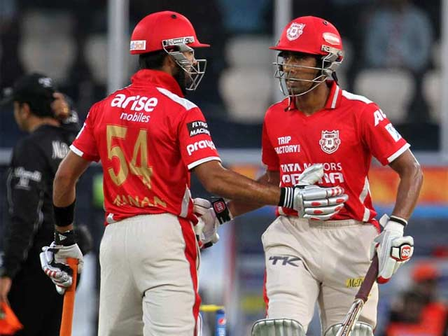 IPL: Punjab Beat Hyderabad in High-Scoring Thriller to Top Points Table