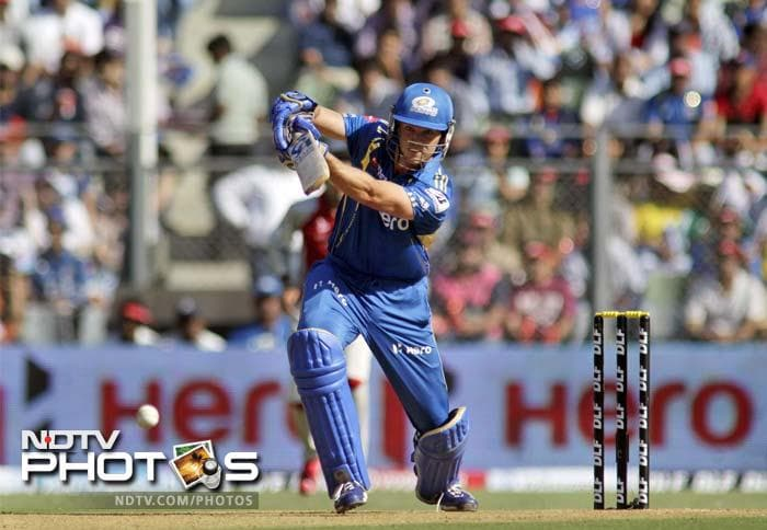 IPL 5: Marsh leads Punjab to a win over Mumbai