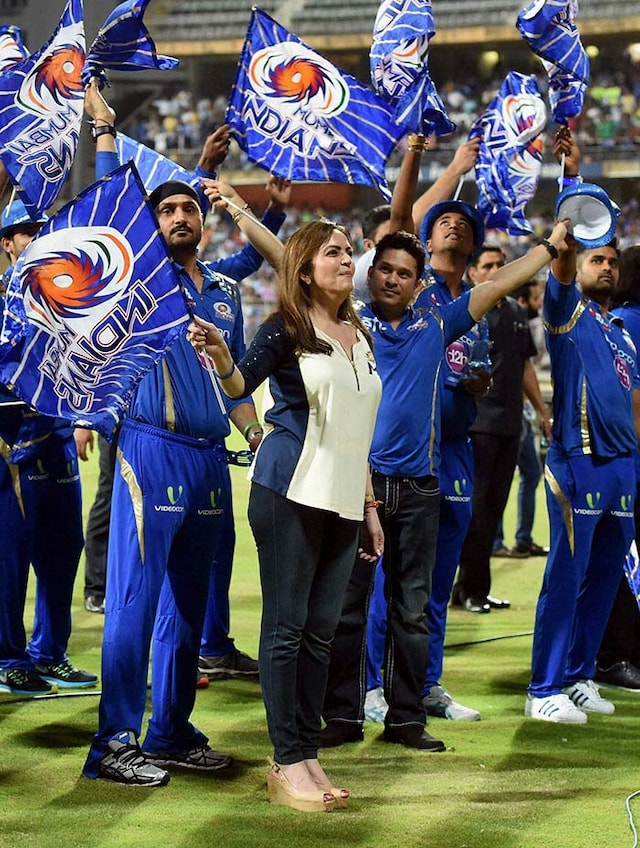 Song, Dance and Confetti - Best Moments of Mumbai Indians Victory Bash