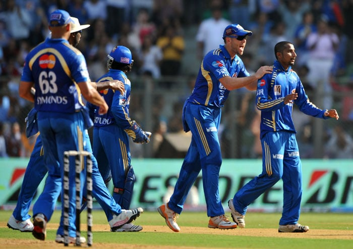 IPL 4: Mumbai Indians vs Pune Warriors