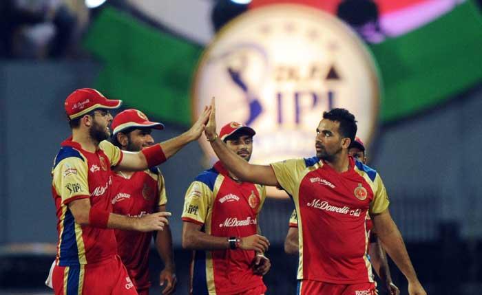 IPL 4: Mumbai vs Bangalore