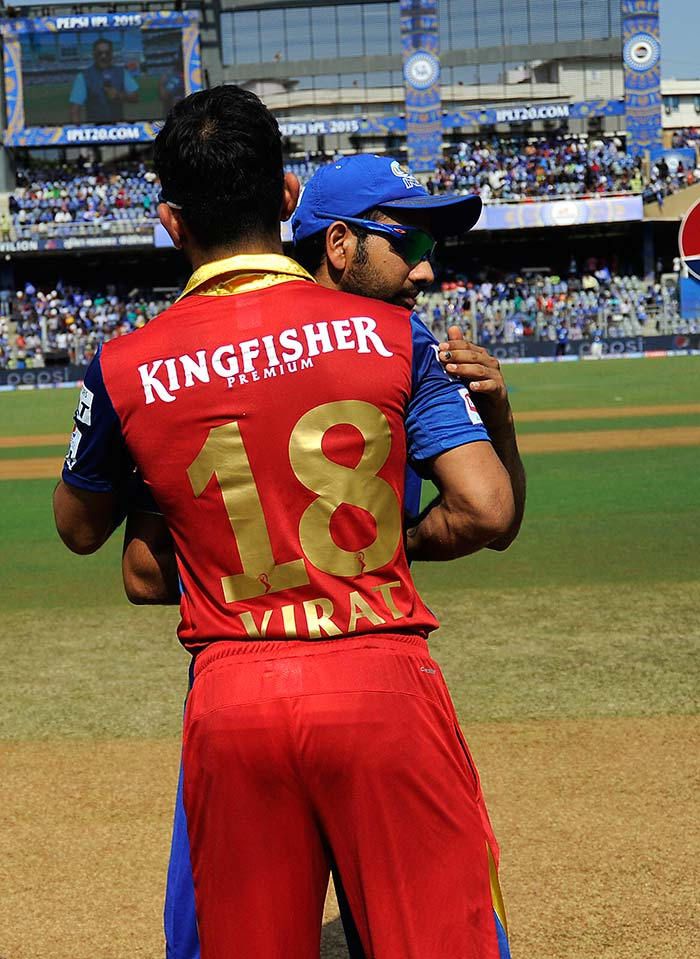 AB de Villiers, Virat Kohli Power RCB to Crushing Win Over MI