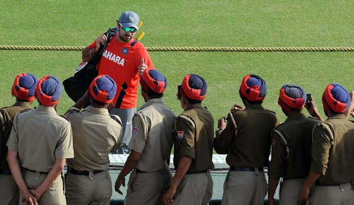 Securing Mohali