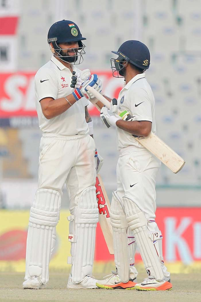 3rd Test: India Cruise to Victory in Mohali, Take 2-0 Series Lead