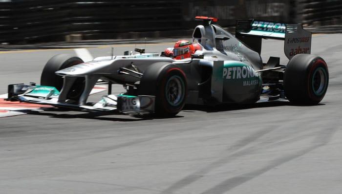 Vettel wins maiden Monaco GP