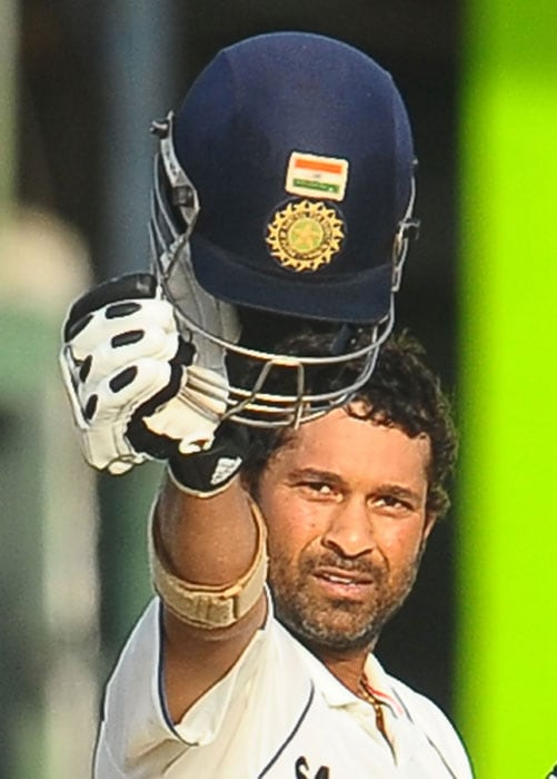 Sachin is Test's most capped
