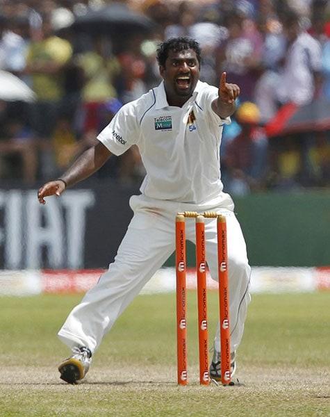 Muttiah Muralitharan (Sri Lanka)