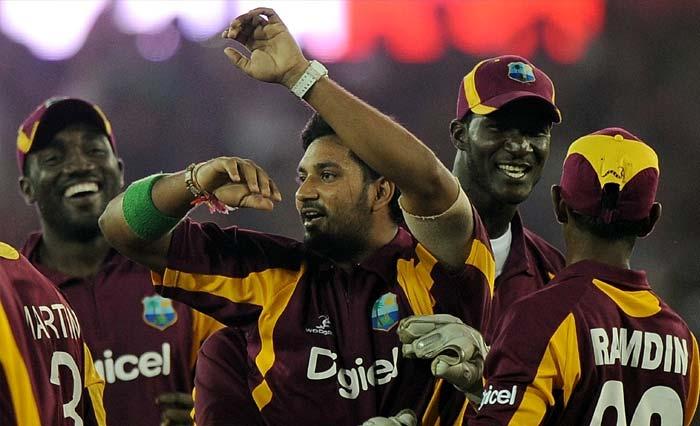 West Indies pluck a thriller