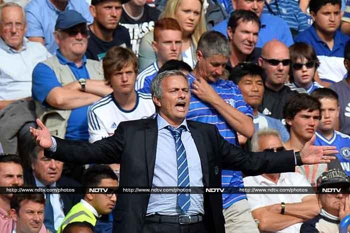Jose Mourinho victorious on return to Premier League