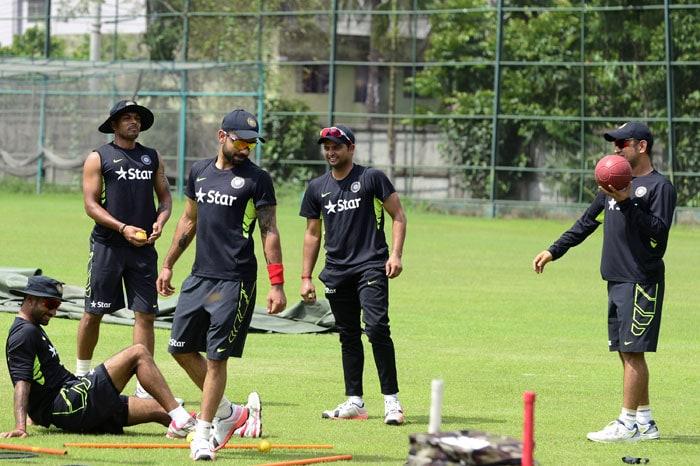 MS Dhoni Back Where He Belongs as Bangla ODIs Beckon India