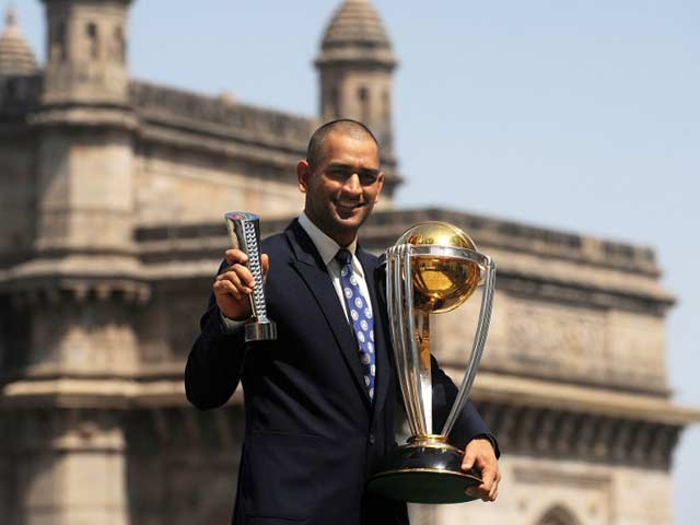 In Pictures: MS Dhoni's Best Moments as Team India Captain