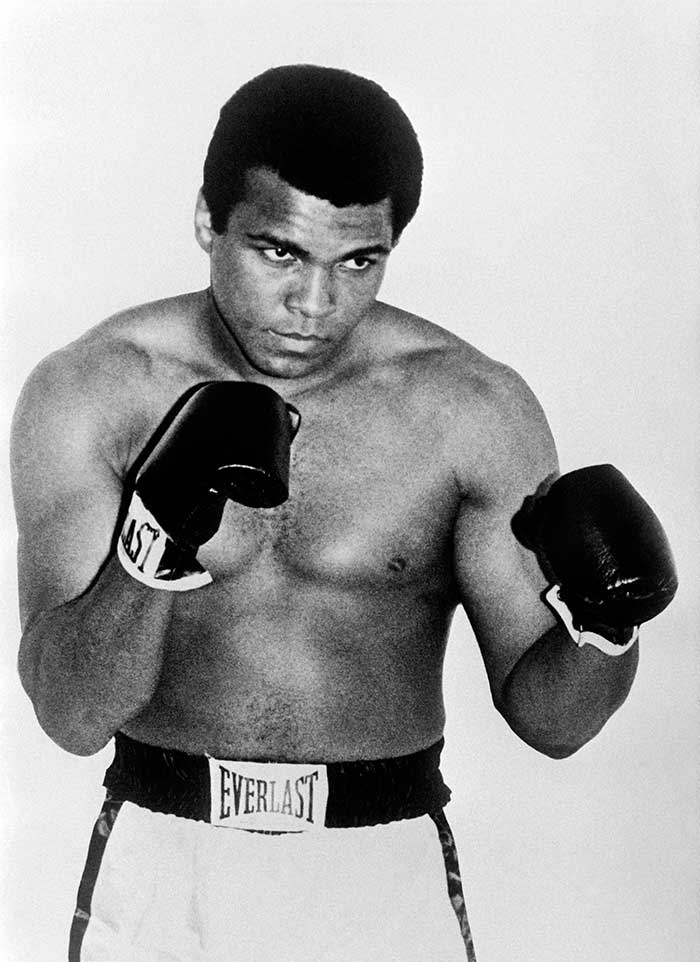 Muhammad ali greatest boxer of all time dies