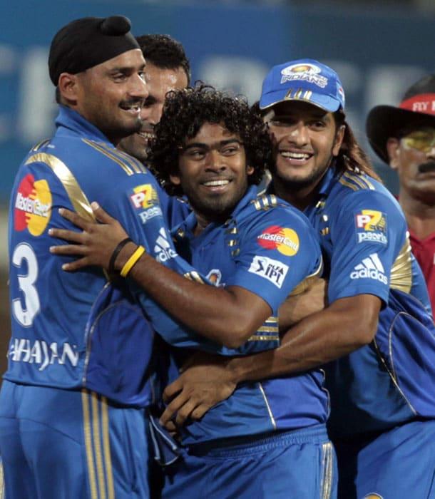 IPL 3: Mumbai vs Chargers