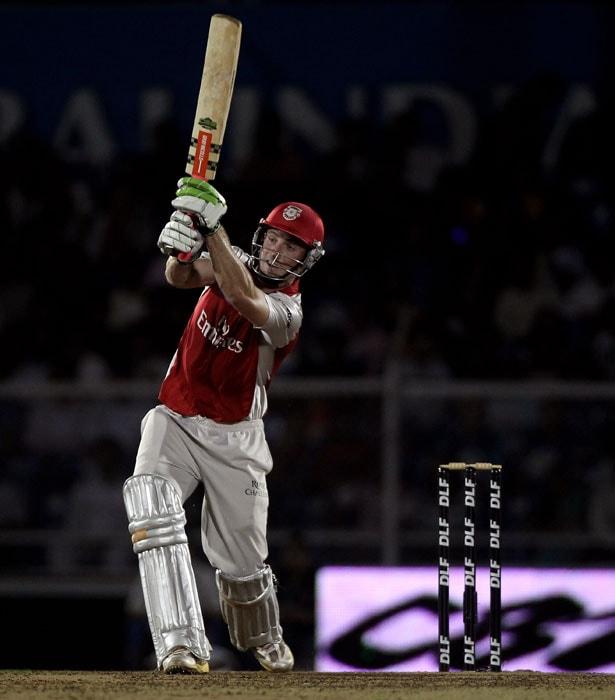 IPL 3: Mumbai vs Punjab