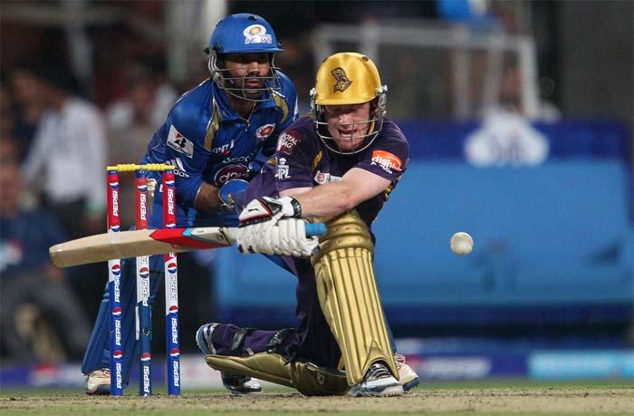 IPL 2013: Mumbai Indians bring down Kolkata