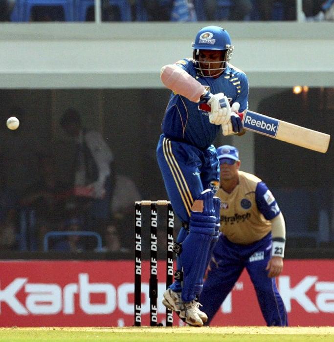 IPL 3: Mumbai  vs Rajastan