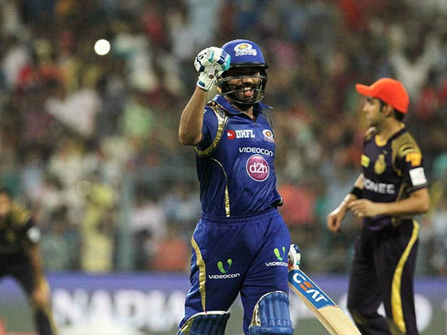 IPL: Rohit Sharma, Jos Buttler Give Mumbai Indians Their First Win