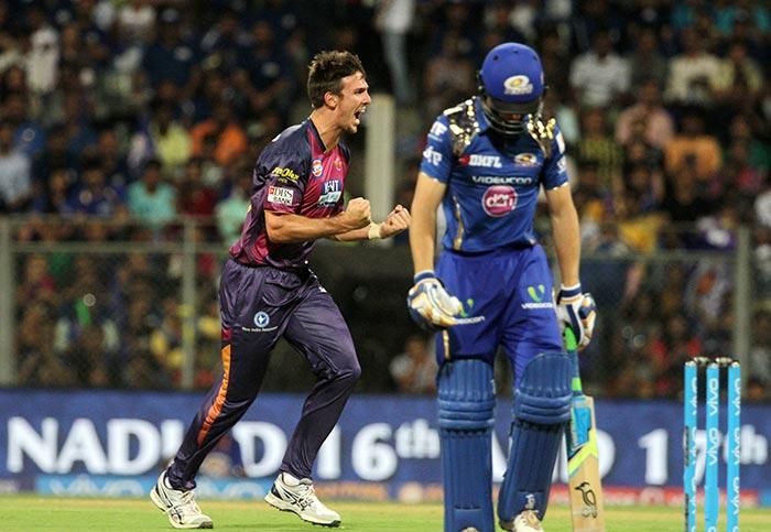 IPL में पुणे का विजयी आगाज, मुंबई इंडियन्स को 9 विकेट से हराया