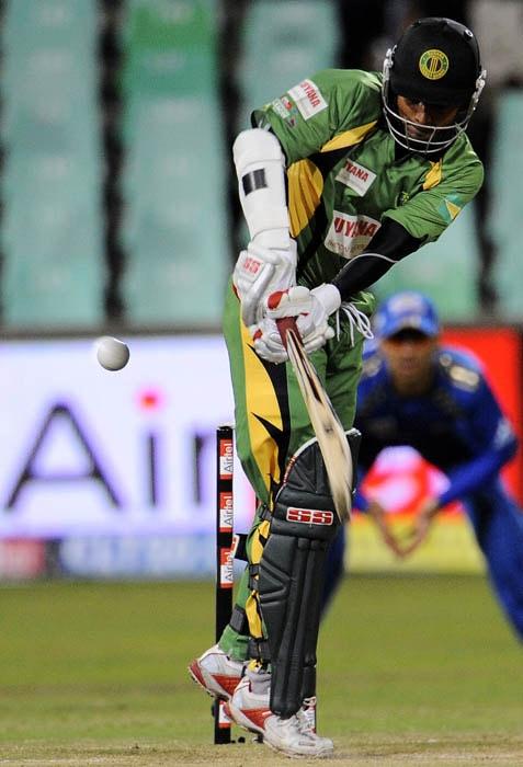 CLT20: Mumbai vs Guyana