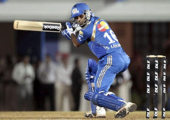 IPL 3: Mumbai vs Chennai