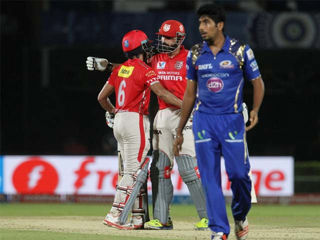 IPL: MI Stumble In Playoff Race After Loss To KXIP