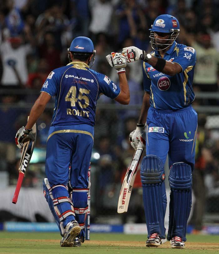 Pollard blitz takes Mumbai to 7-wicket victory over Hyderabad