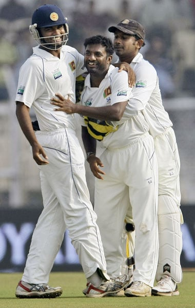 Murali's last Indian outing