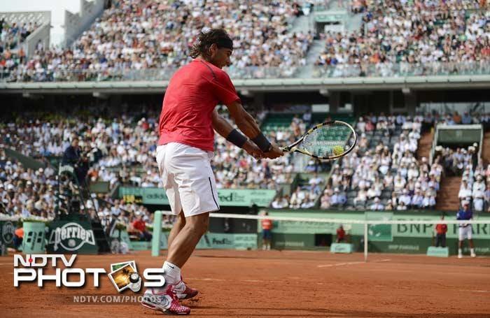 Rafael Nadal turns 26