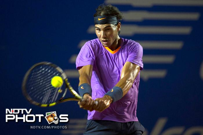 Rafael Nadal clinches second title after return from injury