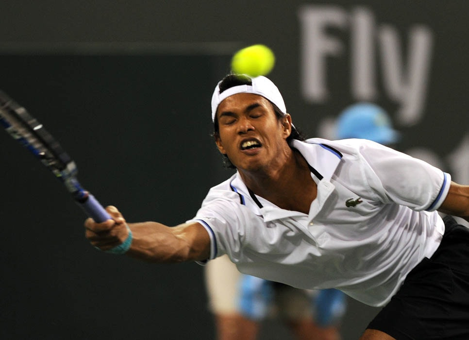 Somdev makes Nadal sweat
