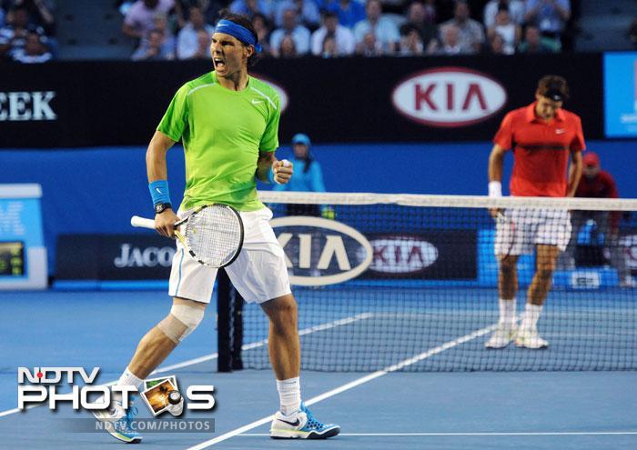 Nadal beats Federer in Australian Open classic
