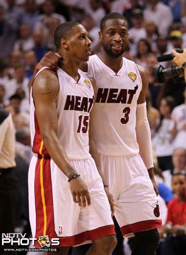Dallas vs Miami Heat - NBA Final