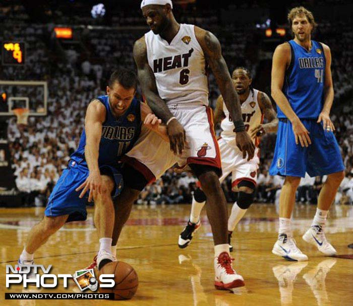 Dallas vs Miami Heat - NBA Final