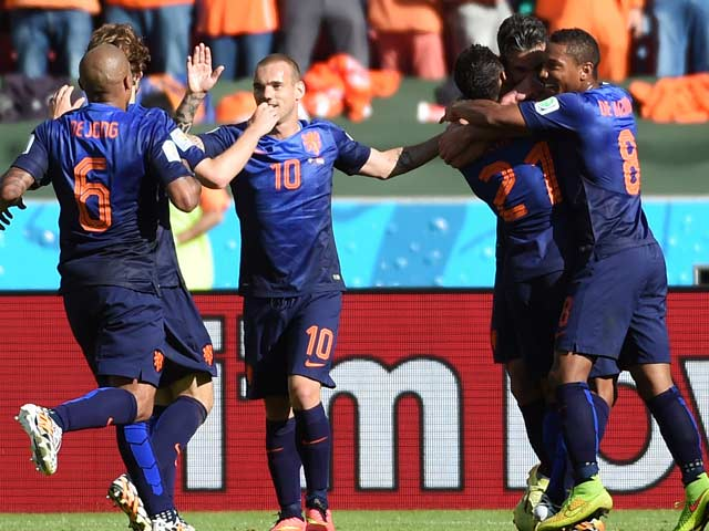 FIFA World Cup: Dutch Delight as Netherlands Edge Australia 3-2