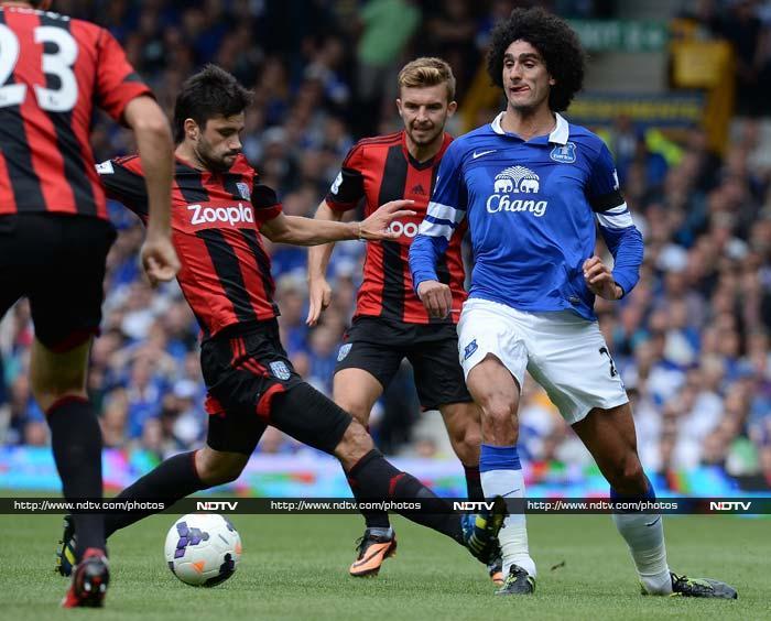 Negredo save City; Ben Arfa stars for Newcastle