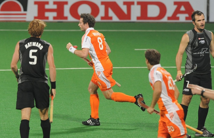 Hockey WC: Netherlands vs New Zealand