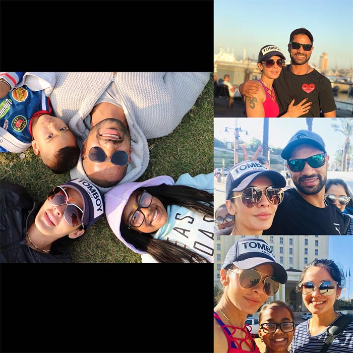 This Is How Virushka And Other Sportspersons Welcomed 2018