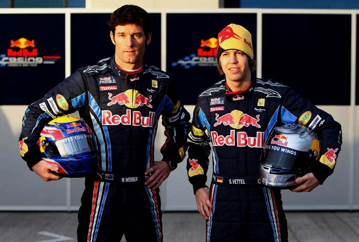 Driver changes in 2012 F1 season