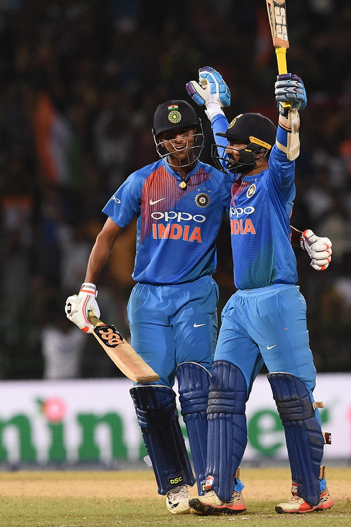 Dinesh Karthik Heroics Helps India Clinch Nidahas Trophy