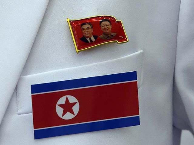 Photo : Asian Games 2014: Sports Unites 'Divided' Korea at Incheon