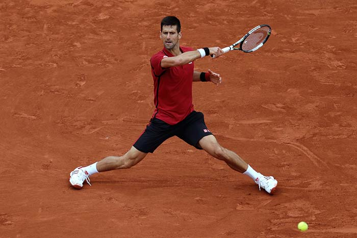 the life and tennis career of novak djokovic In one of the most bizarre tennis matches in recent memory, novak djokovic held off the always-unpredictable gael monfils to advance to his seventh career.