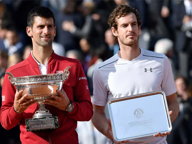 Photo : Novak Djokovic Completes Historic Career Slam With French Open Win